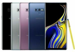 Samsung Galaxy NOTE 9 N960U1 128GB 512GB GSM Unlocked - Excellent Condition