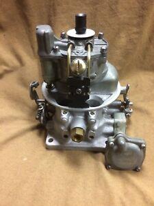 1955 Ford,Thunderbird,Lincoln,Mercury original Holley 4V carburetor ECK 9510-T