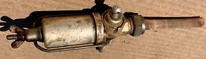 PORSCHE 356 356A ORIGINAL FUEL COCK SHUTOFF PETCOCK