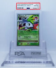 Pokemon PLATINUM SHAYMIN LV X #127 HOLO FOIL CARD PSA 10 GEM MINT #*