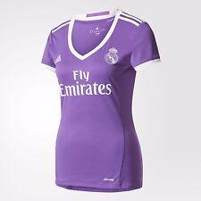Adidas Jersey De Real Madrid lejos de gran tamaño de Reino Unido 16-18 TD075 mm 10