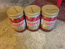 Hannah's Ready To Eat Red Hot Pickled Sausage 3 16oz. Quarts