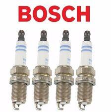 4 BOSCH 9610 FINE WIRE DOUBLE IRIDIUM SPARK PLUGS FOR CSX RSX A4 QUATTRO CIVIC