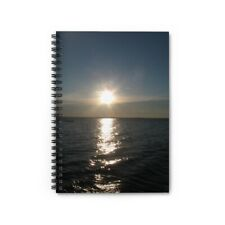 Before Sunset Spiral Notebook - Ruled Line