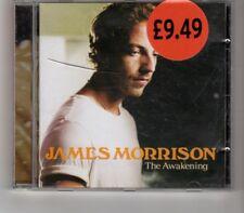 (HP649) James Morrison, The Awakening - 2011 CD