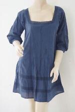 Summer/Beach 3/4 Sleeve Linen Dresses for Women