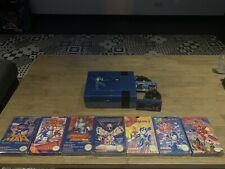 Lot Megaman Nes Avec Console Custom