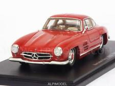 Mercedes 300 SL 1956 Red 1:43 SPARK S4959