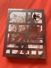 The Raid Redemption KimchiDVD Exclusive Full Slip Steelbook Rare Blu-Ray
