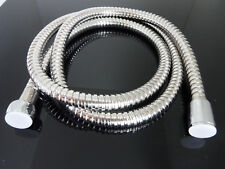 NEW STAINLESS STEEL 1.5M SHOWER HOSE-G1/2 CONNECTIONS