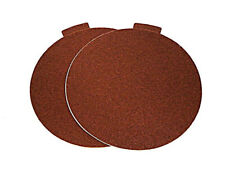 Dynamo Sand Paper Discs for Air Hockey Puck Goalie Mallet- Set of 2