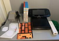 Nintendo Wii U 32GB Bundle, 3 Games, Controller + More, Tested
