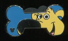 HKDL Hong Kong Hidden Mickey Dog Bone Dug Up Disney Pin