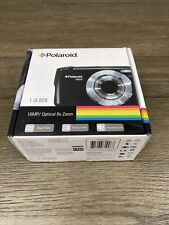 Polaroid IS829-BLK-PR 16 Digital Camera with 2.7-Inch LCD NEW OPEN BOX