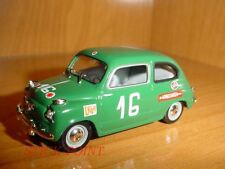 SEAT 600D 600 D FIAT TURISMO COMPETITION 1961 1:43 #16