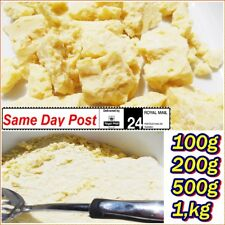 Cocoa Butter 100% Pure, natural Food organic Vegan 50g,100g,500g,1 kg Refined