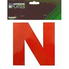 NPLATE - NOVICE PLATES - SELF ADHESIVE [2]