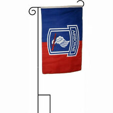 "12x18 12""x18"" 173rd Airborne Division Sleeved w/ Garden Stand Flag"