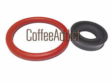 Saeco Gaggia Coffee Machines Brew Group Seal +Water Inlet Gasket