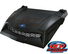 NEW PURE POLARIS RZR 900 1000 S EPS XC XP RZR 4 XP FOX OEM 2017 TURBO HOOD BLACK
