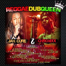 DJ Lass - Jah Cure & Chronixx Best Of Mixtape. Reggae Mix CD.