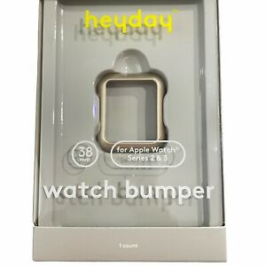 Heyday Watch Bumper for Apple Watch Series 2  & 3 - 38 mm ROSE GOLD