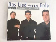 NEW Mahler Das Lied von der Erde CD The Song of the Earth Lademann Paley Smith