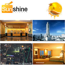 2 Nächte im Baiyoke Sky Hotel in Bangkok 4 Sterne Hotel Bangkok