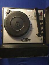 New ListingVintage Hamilton Electronics Corp. Record Player Model 933 (4 speeds) *Works*
