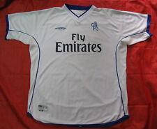 CHELSEA LONDON away jersey shirt UMBRO The Blues 2001-2003 trikot adult SIZE XL