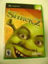 Shrek 2 (Xbox) BRAND NEW FACTORY SEALED