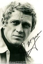 Steve McQueen ++Autogramm++ ++Hollywood-Legende++