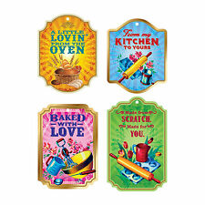 Food Hang Gift Tags New Baked From Scratch Kitchen Baking Dessert
