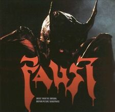 1 CENT CD Faust SOUNDTRACK type o negative obituary sepultura glassjaw