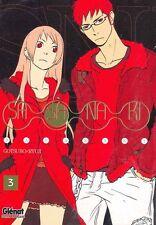 SASANAKI tome 3 Ryuji manga shonen