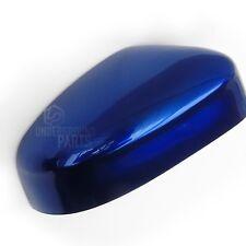 FORD Focus Driver Porta Laterale destro retrovisori Coprire Cap Deep Impact Blu Dipinto