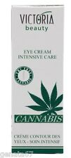 CANNABIS Eye Cream Intensive Care + highly concentrated unsaturated fatty acids
