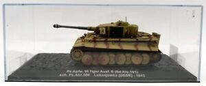 Altaya 1/72 Scale A3520E - Panzer VI Tiger Tank - USSR 1943