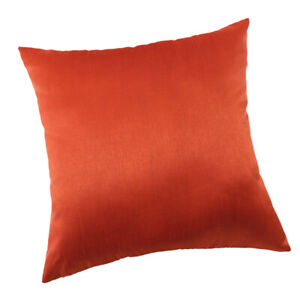 Solid Color Super Toss  Pillow Case Square Cushion Cover 24x24 inch