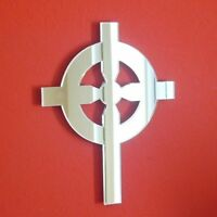 Gothic Cross Acrylic Mirror (Several Sizes Available)