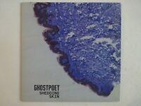 GHOSTPOET : SHEDDING SKIN ♦ CD Album Promo ♦
