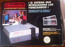 Consola de sobremesa de videojuegos de nintendo NES