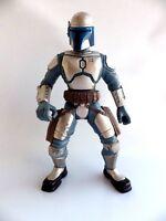 Figurine STAR WARS JANGO FETT HASBRO 2005 action figure toys 18 cm en loose