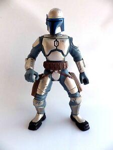 Figurine Star Wars Jango Fett Hasbro 2005 Action Figure Toys 18 CM Loose