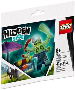 Lego Hidden Side 30463 - Chef Enzo's Haunted Hotdogs Polybag - New & Sealed