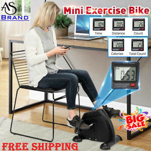 2021 Elliptical Trainer Machine Mini Pedal Stepper Exercise Indoor Home Gym LCD