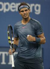 NWT Nike Nadal Premier Rafa 2013 Open Tennis Crew Shirt 546473-469 Federer NEW M