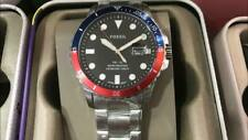 Fossil Three Hand Date Watch Diver Style FS5657