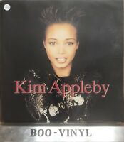 Kim Appleby Kim Appleby vinyl LP album record UK PCS7348 PARLOPHONE 1990 Ex+