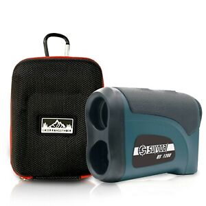 Surgoal HD 6X-Mag 1200YD Golf & Hunting Laser Rangefinder Waterproof_All-purpose